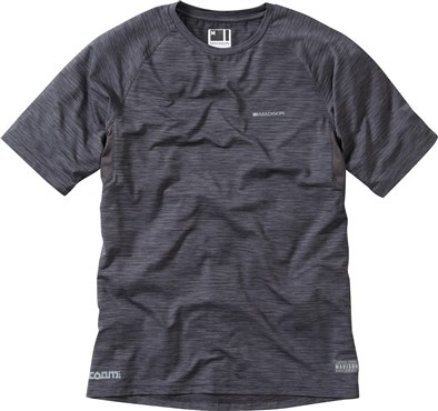 Madison Roam Marl Short Sleeve Jersey