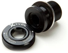 Product image for Race Face Bolt/Puller Cap X-Type M18 X 24mm Steel