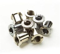 Product image for Race Face Chainring Bolt/Nut Pack Poly Bash Steel 12mm