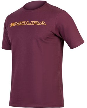 Endura One Clan Carbon Short Sleeve Tee