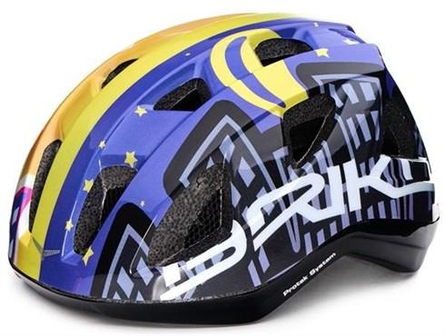Polaris Briko Paint Casco Kids Helmet