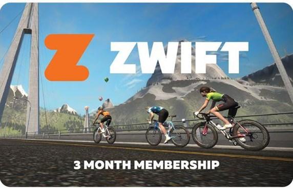 Zwift Membership Card   misc_hometrainer_component