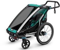 Thule Chariot Lite 1 Single Child Trailer With Strolling Kit
