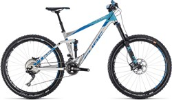 "Cube Stereo 160 SL 27.5"" - Nearly New - 2018 Mountain Bike"