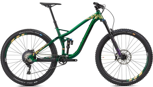 NS Bikes Snabb 150 Plus 1 29er Mountain Bike 2018 - Trail Full Suspension MTB