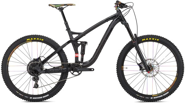 "NS Bikes Snabb 160 2 27.5"" Mountain Bike 2018 - Enduro Full Suspension MTB"