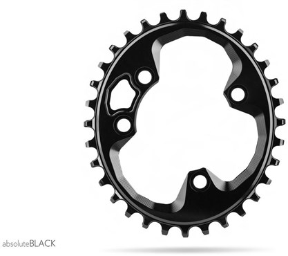 absoluteBLACK Oval Rotor 76BCD Chainring N/W