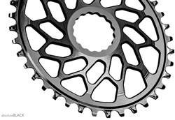 absoluteBLACK Oval Easton Gravel Direct Mount Chainring