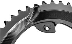 absoluteBLACK OVAL Road/Gravel 110/4 2X Subcompact  for 9100/8000/9000/6800 Chainring