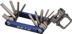 Beto BT338  15in1 MultiTool with Chain Tool
