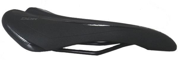 DDK 5255 - Sport Sense Saddle with Cro-Mo Rails