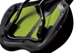 DDK D040 Comfort Density Leisure/Trekking Saddle