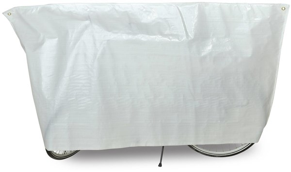VK Classic Waterproof Single Bicycle Cover Incl. 5m Cord