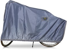 VK E-Bike Showerproof Single Bicycle Cover with Ventilation