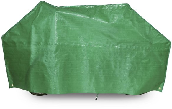 VK Super Waterproof Lightweight Contoured Single Bicycle Cover Incl. 5m Cord