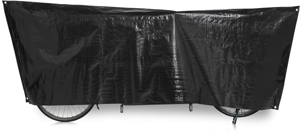 VK Tandem Waterproof Tandem Bicycle Cover Incl. 5m Cord | Cykelgarage