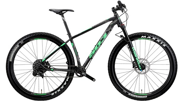 Wilier 503Plus 29er Mountain Bike 2018 - Hardtail MTB