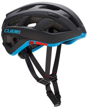Cube Road Race Teamline Helmet