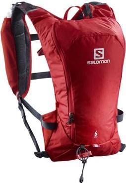Salomon Agile 6 Set Backpack - Hydration Bladder Compatible
