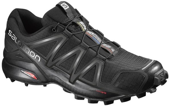 Salomon Speedcross 4 Wide Trail Running Shoes