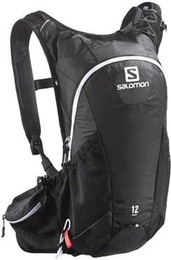 Salomon Agile 12 Set Backpack - Hydration Bladder Included