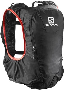 Salomon Skin Pro 10 Set Backpack - Hydration Bladder Included