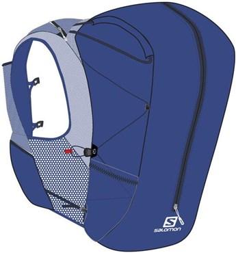 Salomon Out Peak 20 Backpack - Hydration Bladder Compatible