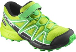 Salomon Speedcross CSWP Kids Trail Shoes
