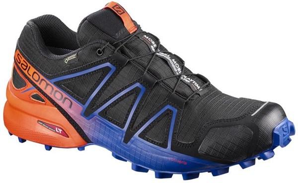 bas prix 5553a fc679 Salomon Speedcross 4 GTX LTD Trail Running Shoes