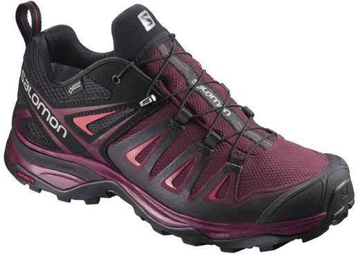 Salomon X Ultra 3 GTX Womens Hiking / Trail Shoes