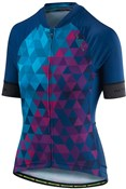 Product image for Altura Peloton Womens Short Sleeve Jersey Mosaic