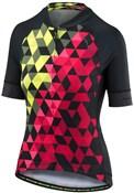Altura Peloton Mosaic Womens Short Sleeve Jersey