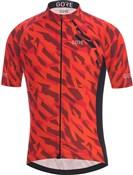 Gore C3 Camo Short Sleeve Jersey