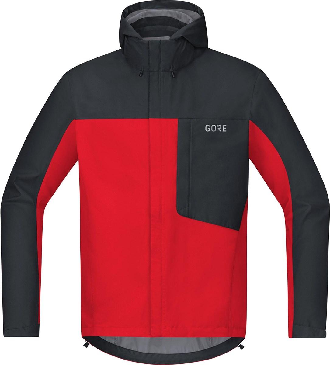 GORE Wear C3 Gore-Tex Paclite Hooded Jacket - Cykeljakke Herre | Jackets