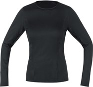 Gore M Womens Long Sleeve Base Layer