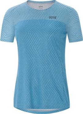 Gore R3 Optiline Womens Short Sleeve Jersey