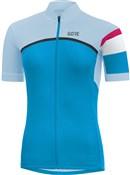 Gore C7 CC Womens Short Sleeve Jersey SS18