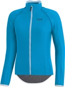 Gore C5 Windstopper Womens Zip-Off Long Sleeve Jersey