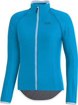 Gore C5 Windstopper Womens Zip-Off Long Sleeve Jersey SS18