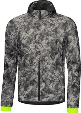 Gore C3 Windstopper Urban Camo Jacket