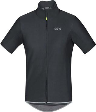 Gore C5 Windstopper Short Sleeve Jersey