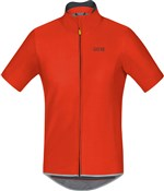 Gore C5 Windstopper Short Sleeve Jersey