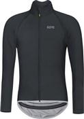 Gore C5 Windstopper Zip-Off Long Sleeve Jersey