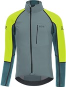 Gore C7 Windstopper Pro Zip-Off Long Sleeve Jersey