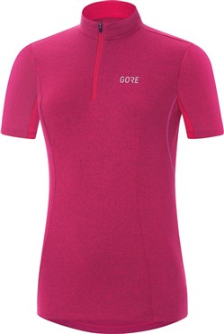 Gore C3 Womens Short Sleeve Jersey