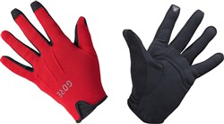 Gore C3 Urban Long Finger Gloves