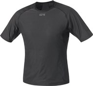 Gore M Windstopper Short Sleeve Base Layer