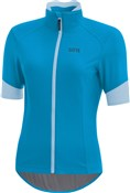 Gore C5 Windstopper Womens Short Sleeve Jersey