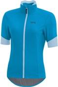 Gore C5 Windstopper Womens Short Sleeve Jersey