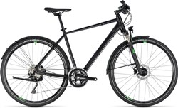 Product image for Cube Cross Allroad - Nearly New - 50cm - 2018 Hybrid Bike